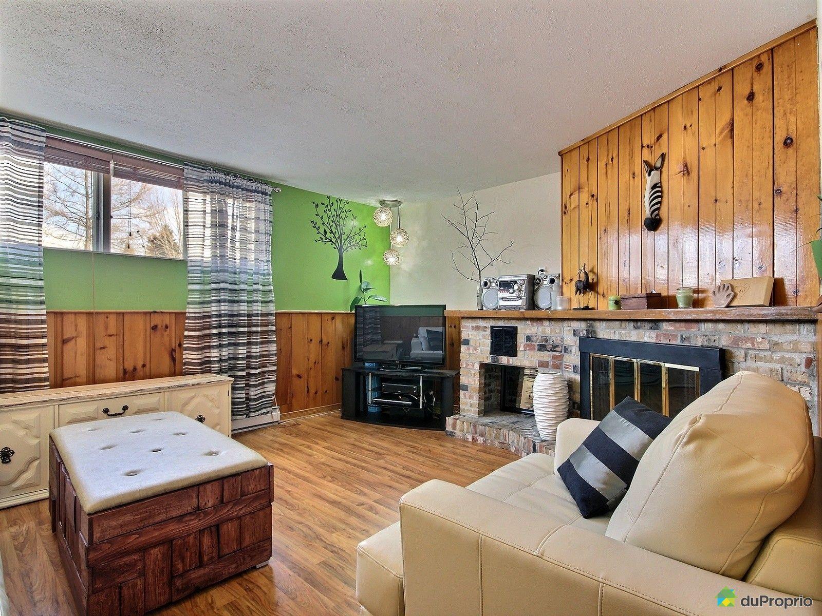 Duplex vendu jonqui re immobilier qu bec duproprio 509011 for Salon du logement