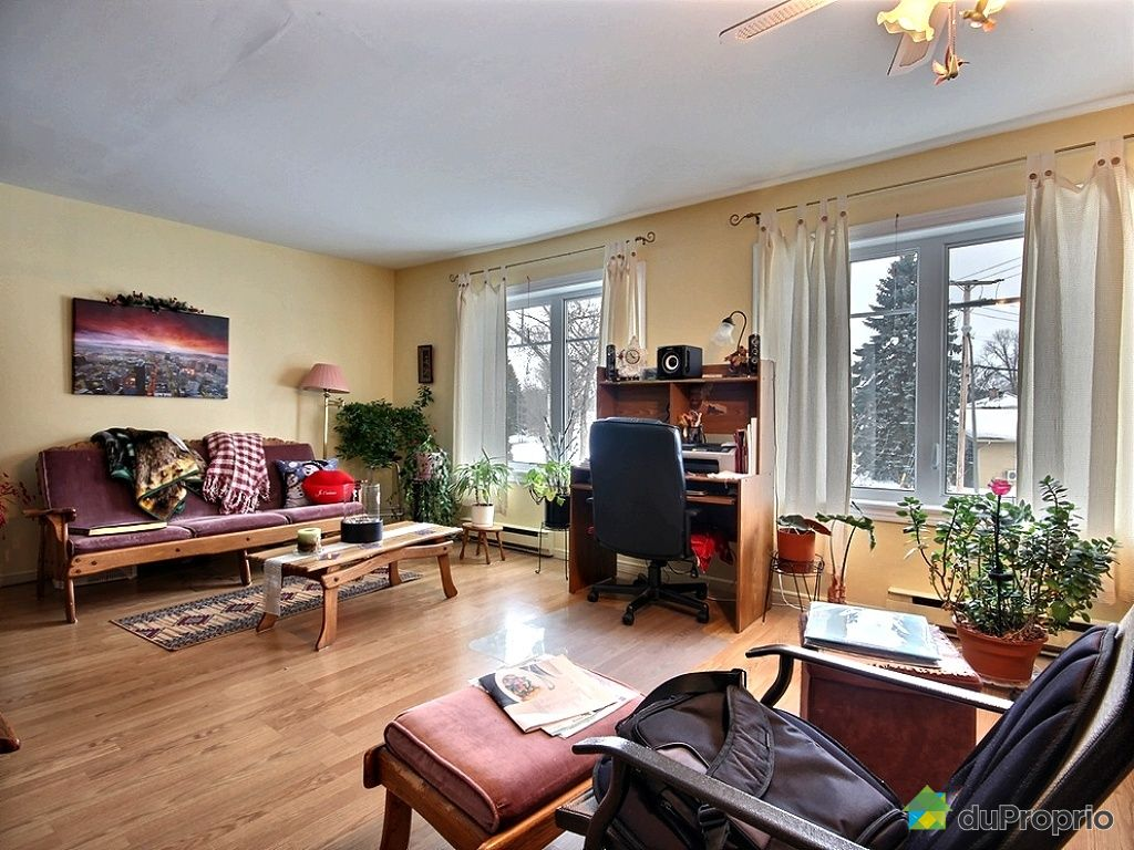 Duplex vendu jonqui re immobilier qu bec duproprio 485197 for Salon du logement