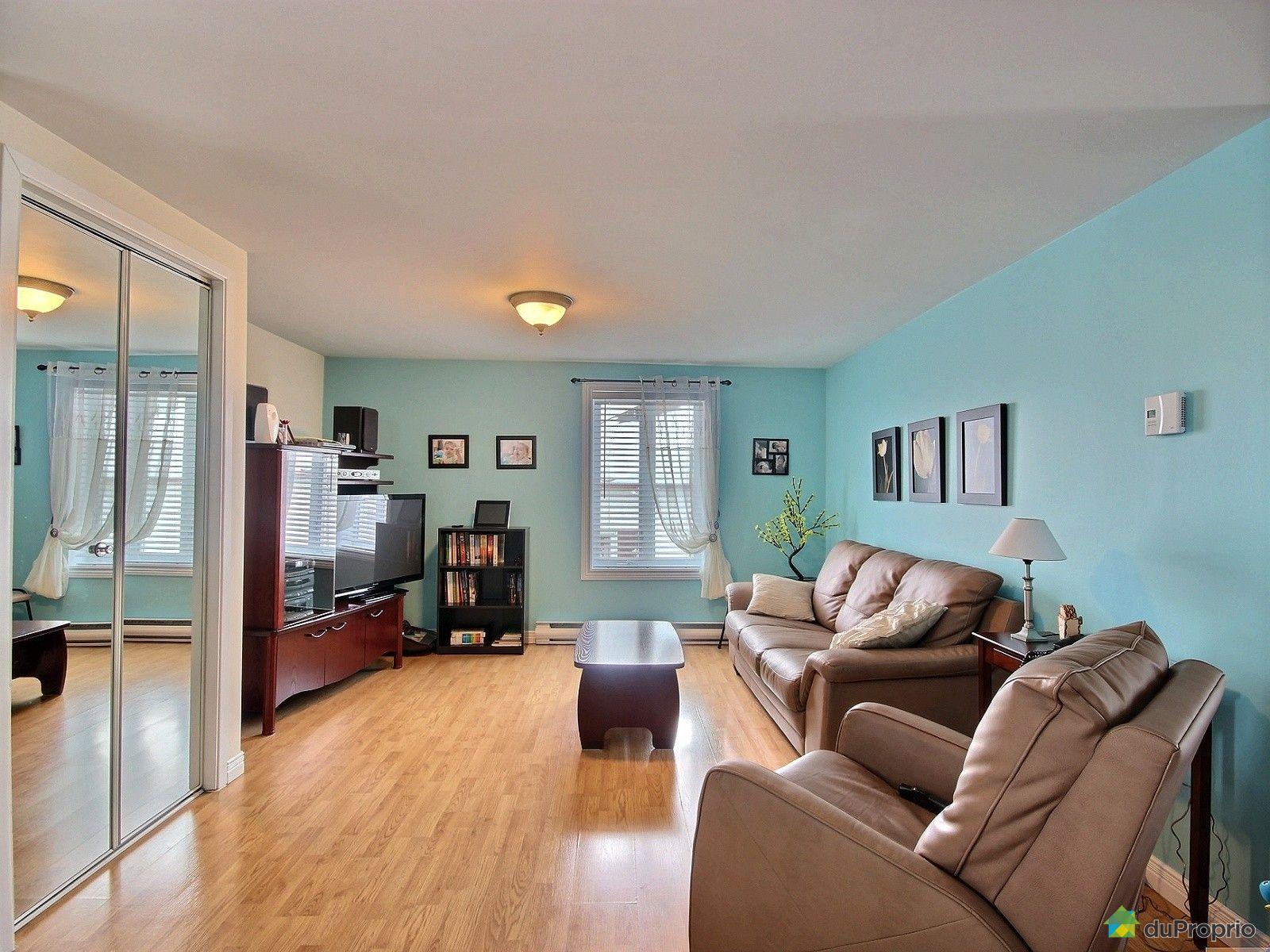 Duplex vendu la baie immobilier qu bec duproprio 502333 for Salon du logement