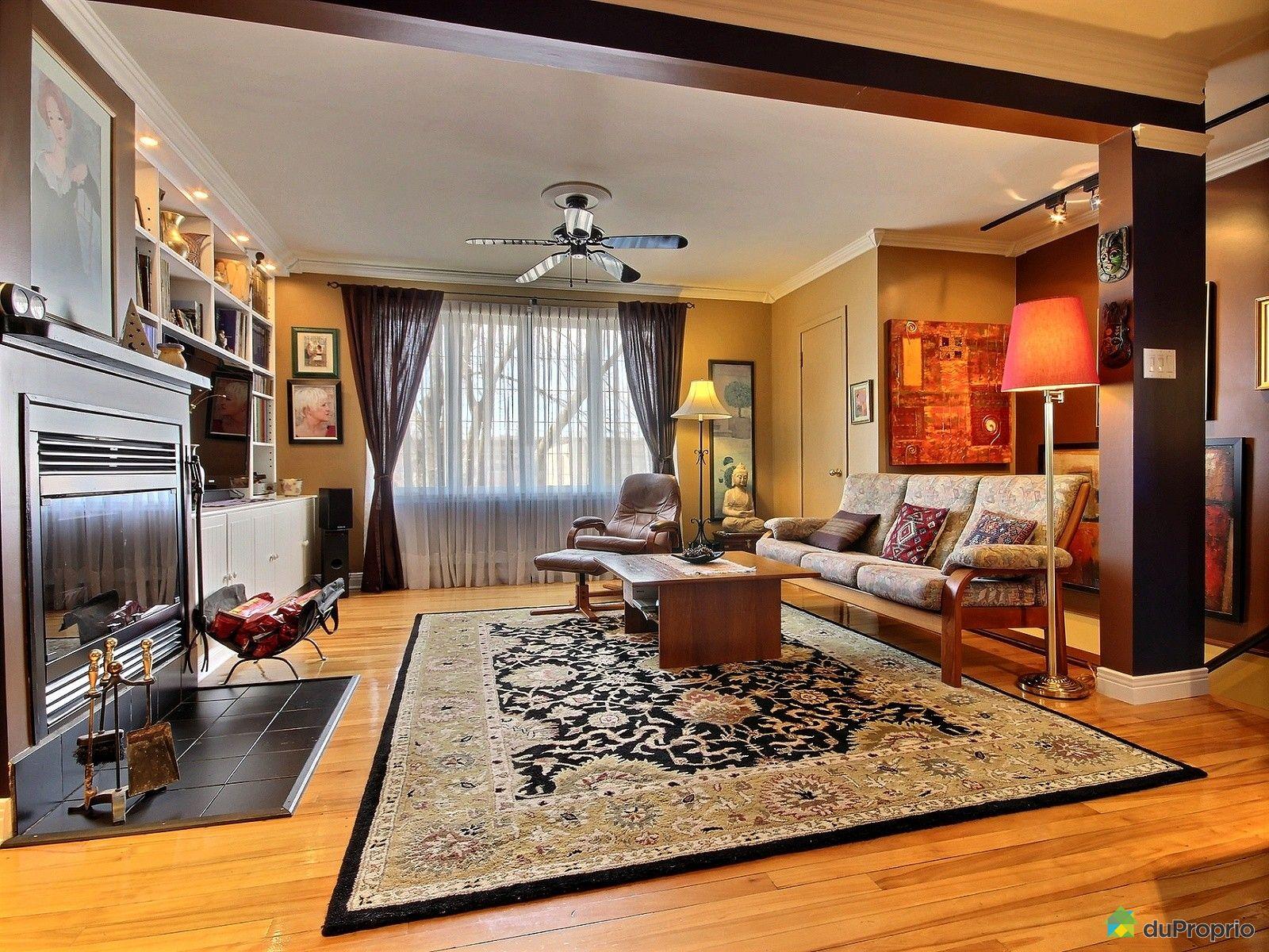 Duplex vendu montr al immobilier qu bec duproprio 698556 for Salon du logement