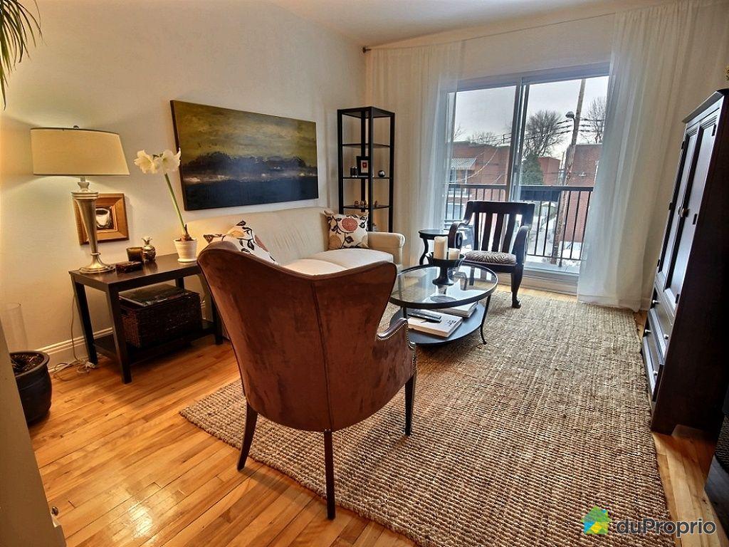 Duplex vendu montr al immobilier qu bec duproprio 480169 for Salon du logement