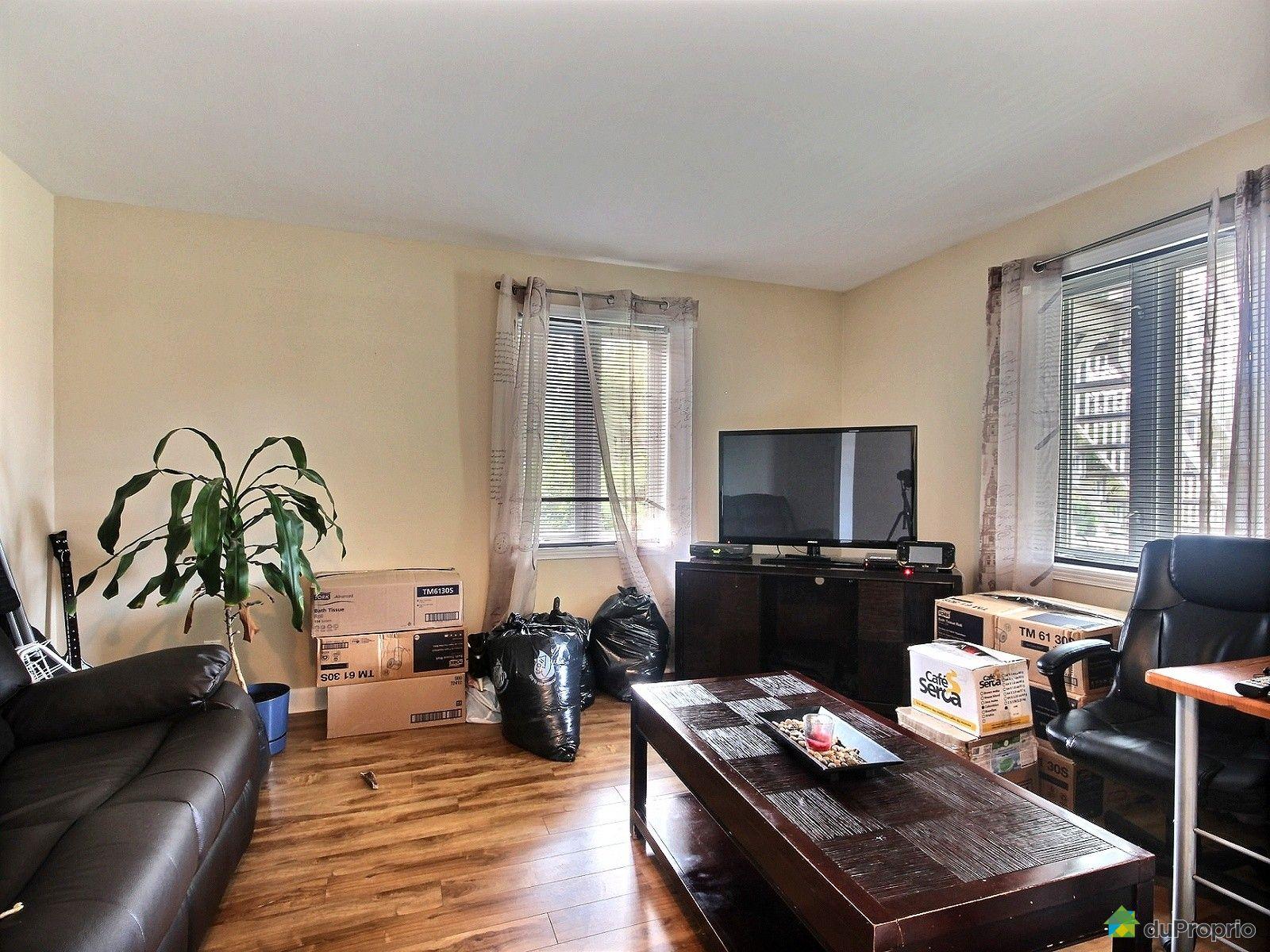 Duplex vendu l 39 assomption immobilier qu bec duproprio for Salon du logement