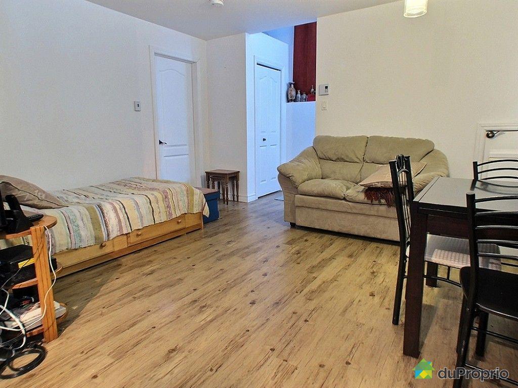 Duplex vendu loretteville immobilier qu bec duproprio for Salon du logement