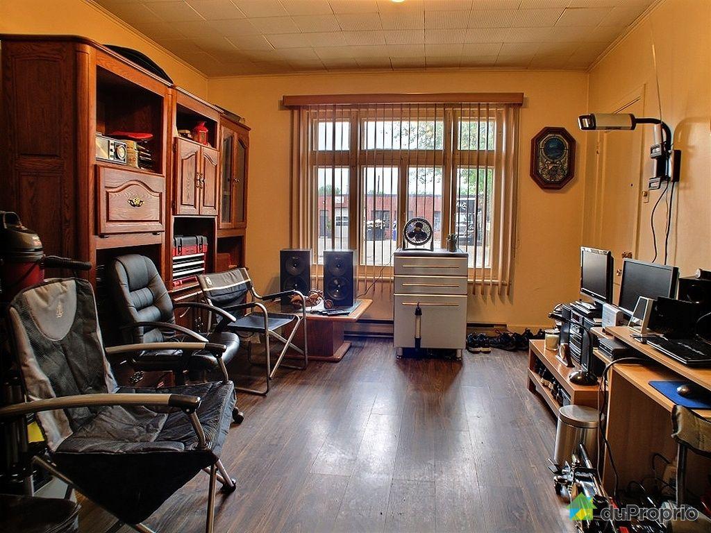 Duplex vendu saint roch immobilier qu bec duproprio for Salon du logement