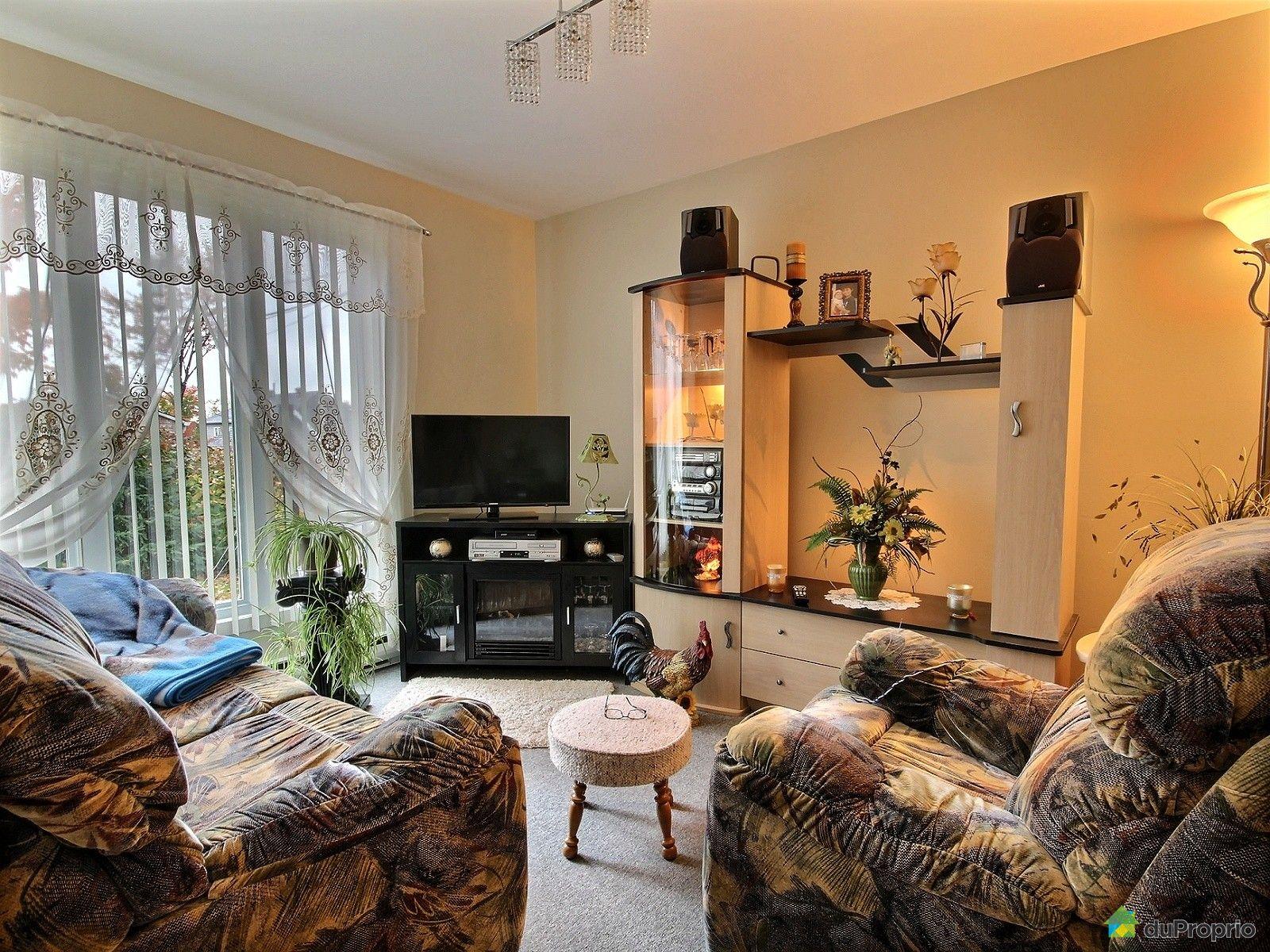 Maison vendu beauport immobilier qu bec duproprio 555624 for Salon du logement