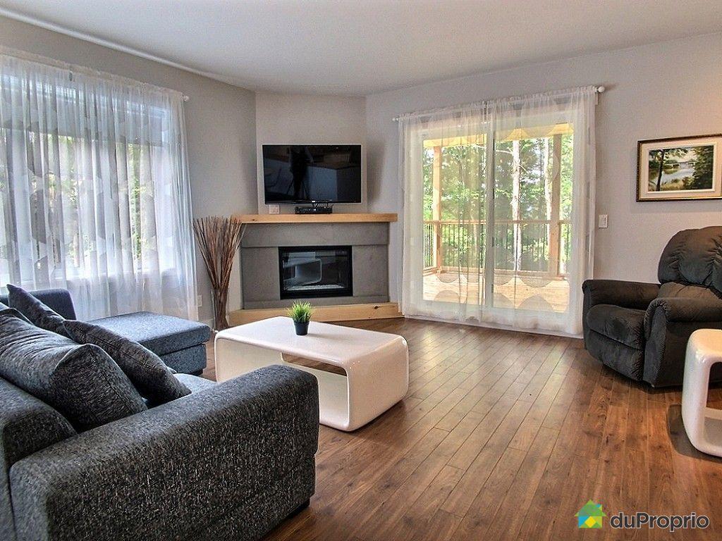 Maison vendu bromont immobilier qu bec duproprio 537855 for Salon du logement