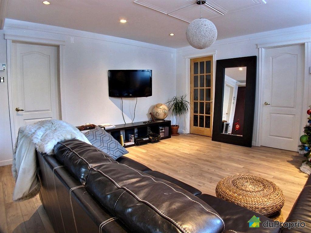 Maison vendu carignan immobilier qu bec duproprio 390673 for Salon du logement