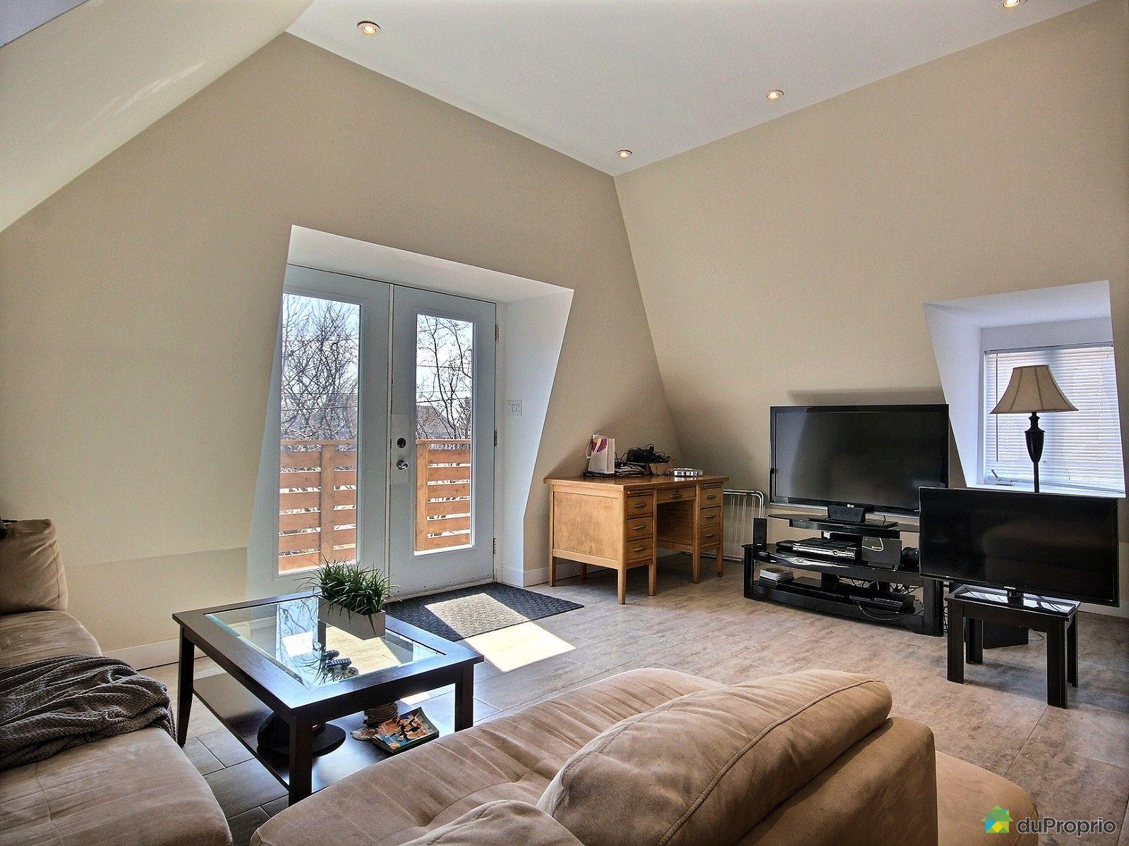 Maison vendre charlesbourg 9402 rue de chartres for Salon du logement