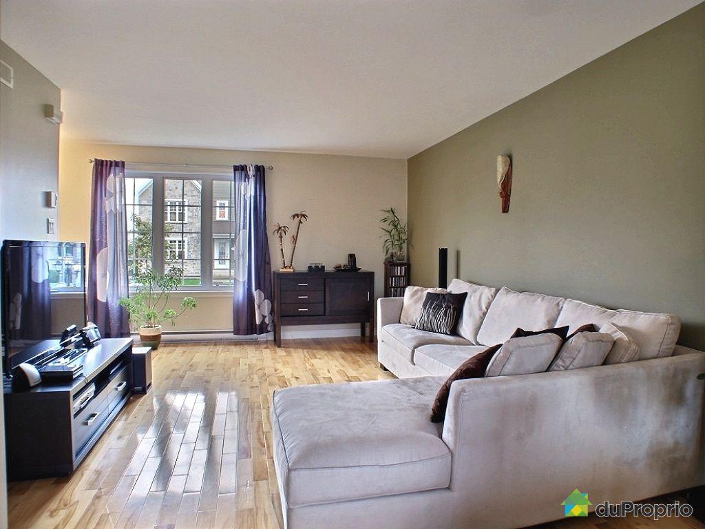 Maison vendu duberger immobilier qu bec duproprio 463999 for Salon du logement