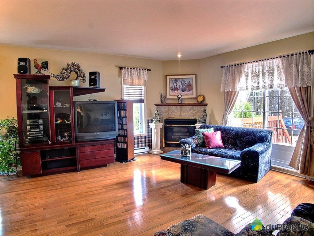 Maison vendu mirabel immobilier qu bec duproprio 416616 for Salon du logement