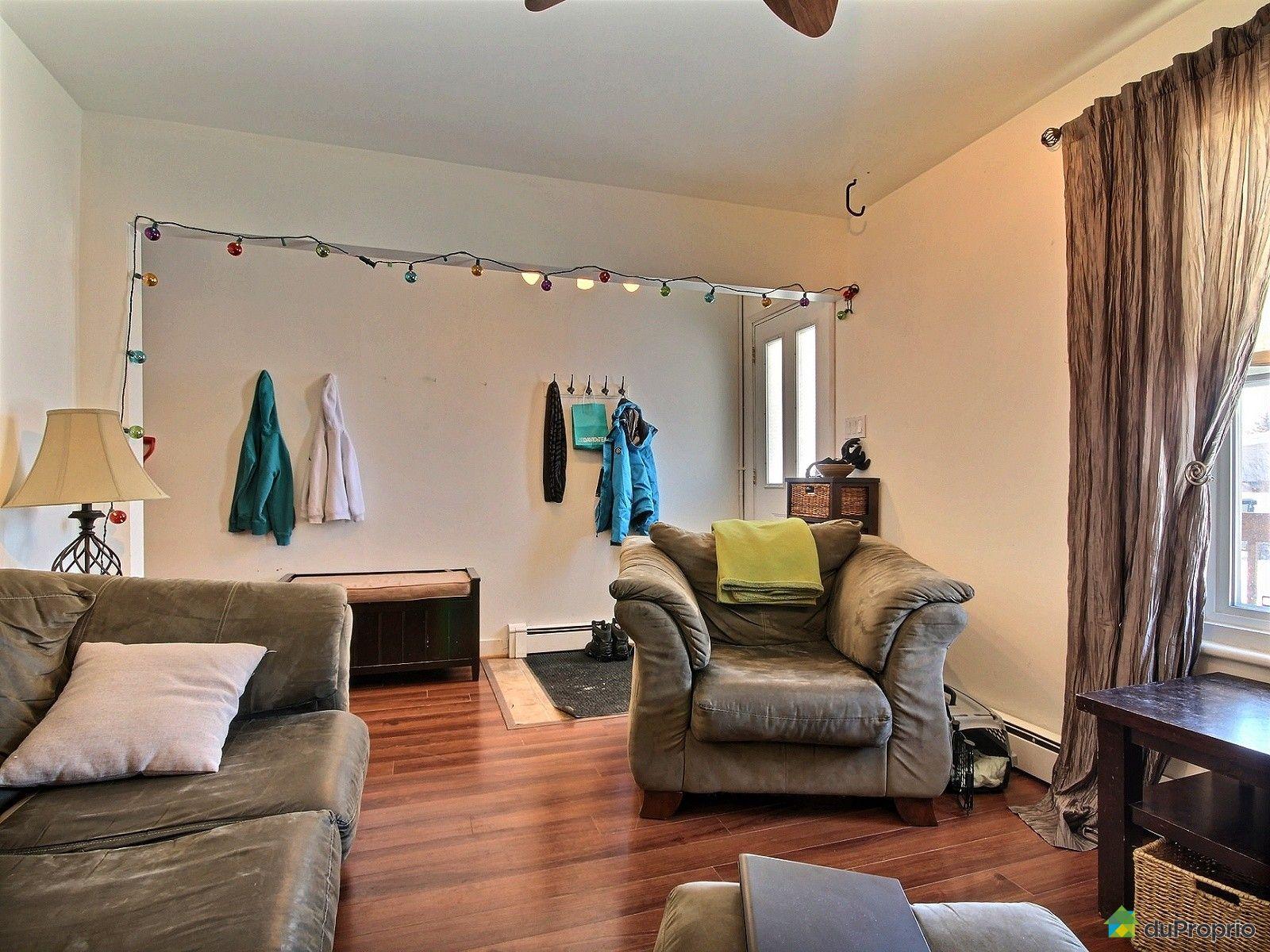 Quadruplex vendre beauport 36 42 rue bourget for Salon du logement