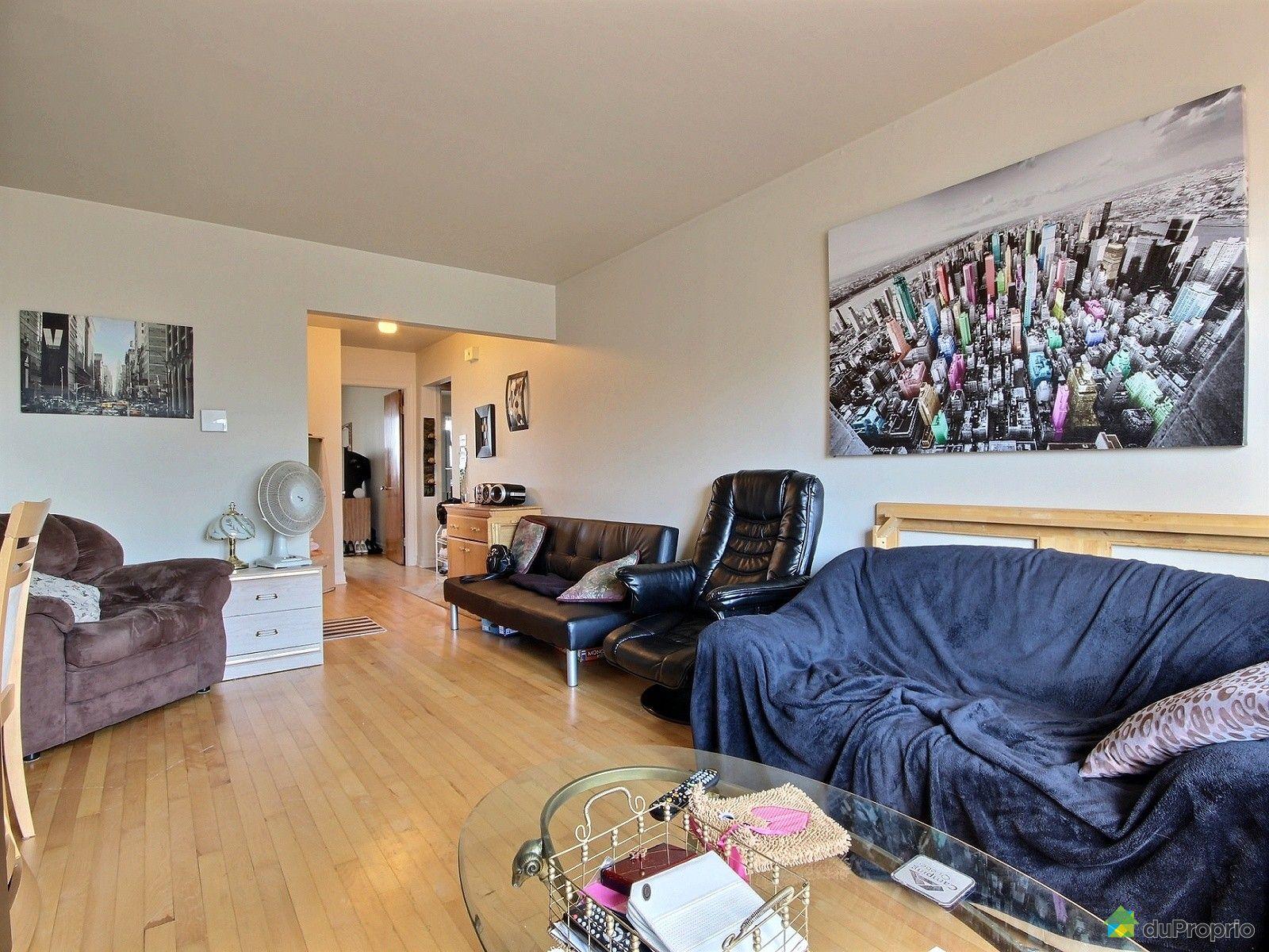 Quadruplex vendre st j r me 295 299 rue gauthier for Salon du logement