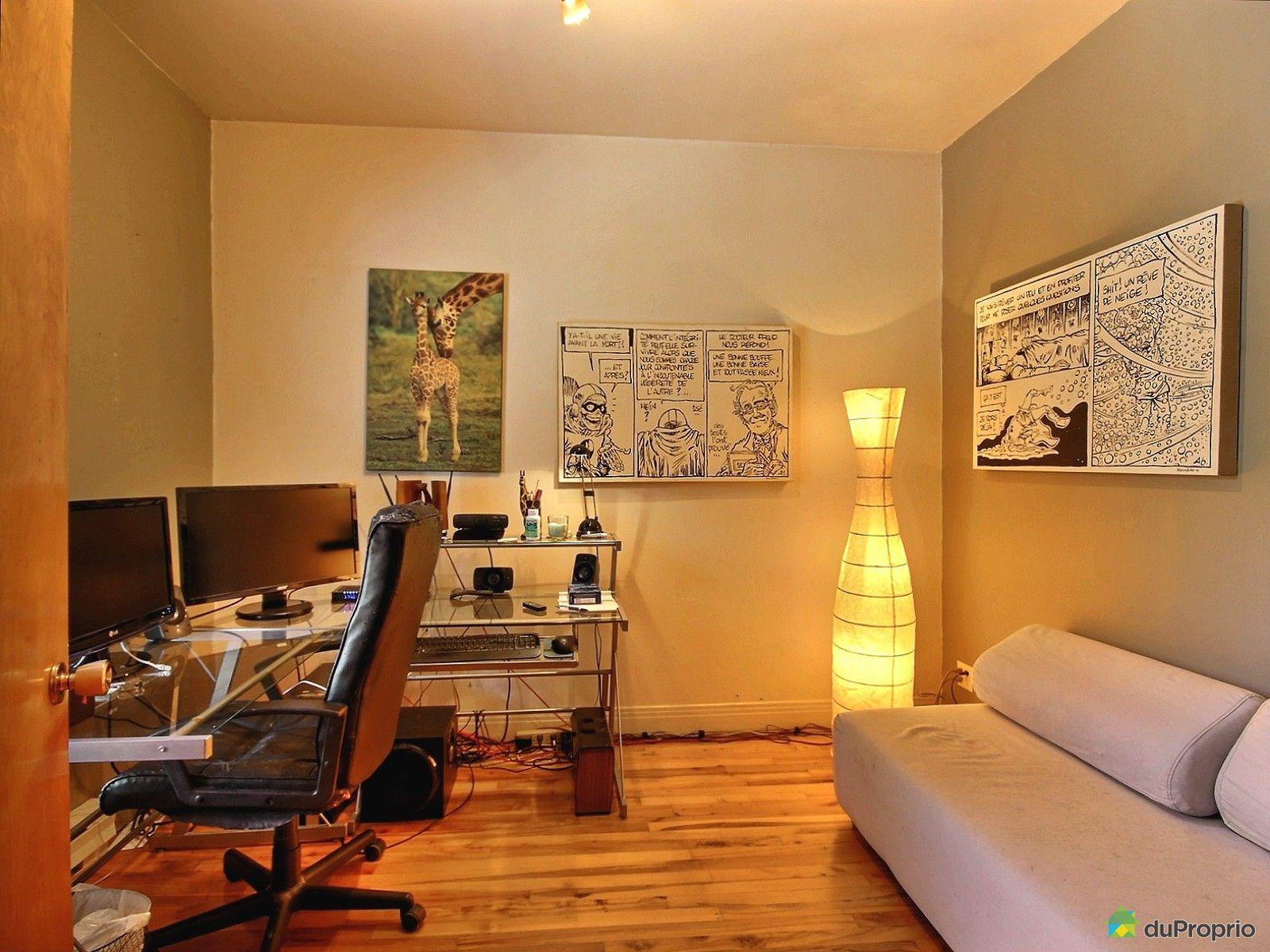Triplex vendre montr al 2890 2894 rue louis veuillot for Salon du logement