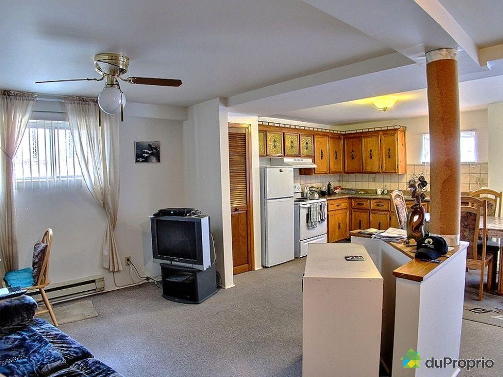 Triplex vendre montr al 10820 avenue gari py for Salon du logement