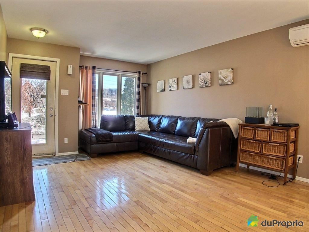 Triplex vendu trois rivi res immobilier qu bec for Salon du logement