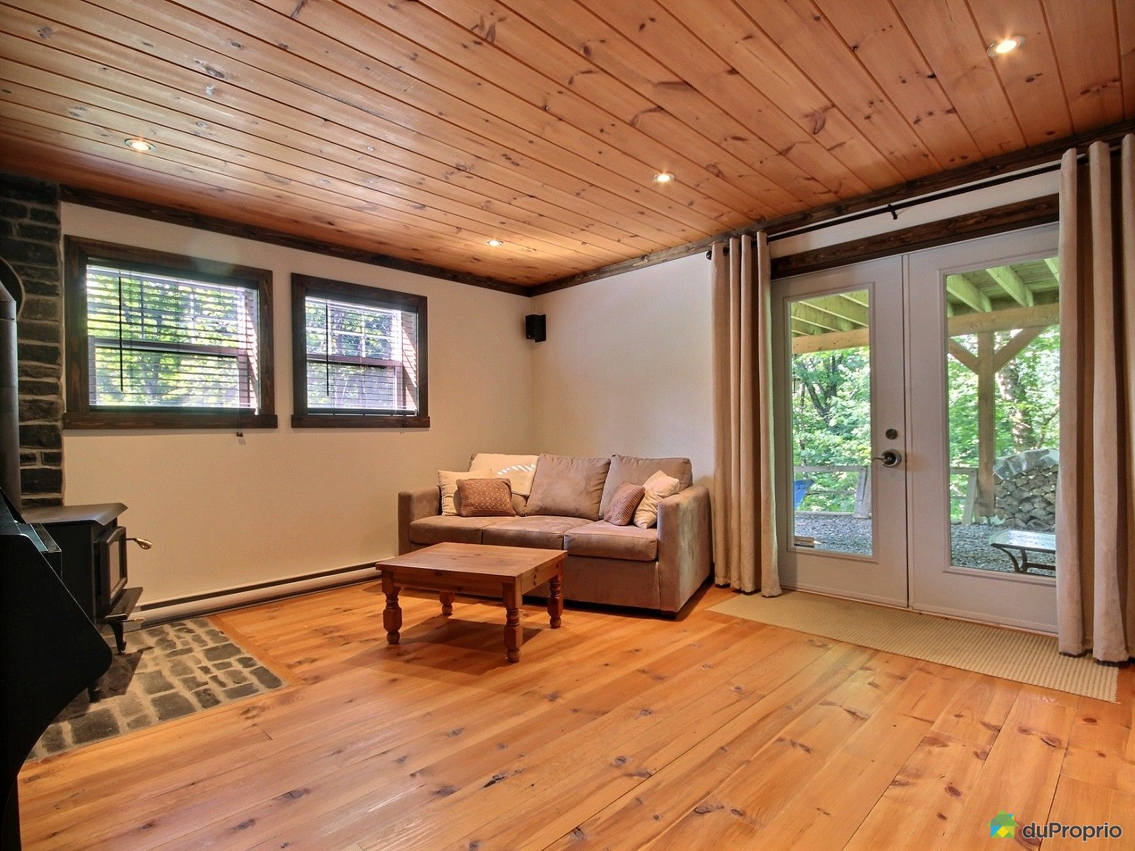 Maison vendu la conception immobilier qu bec duproprio 543280 - La maison du sol ...
