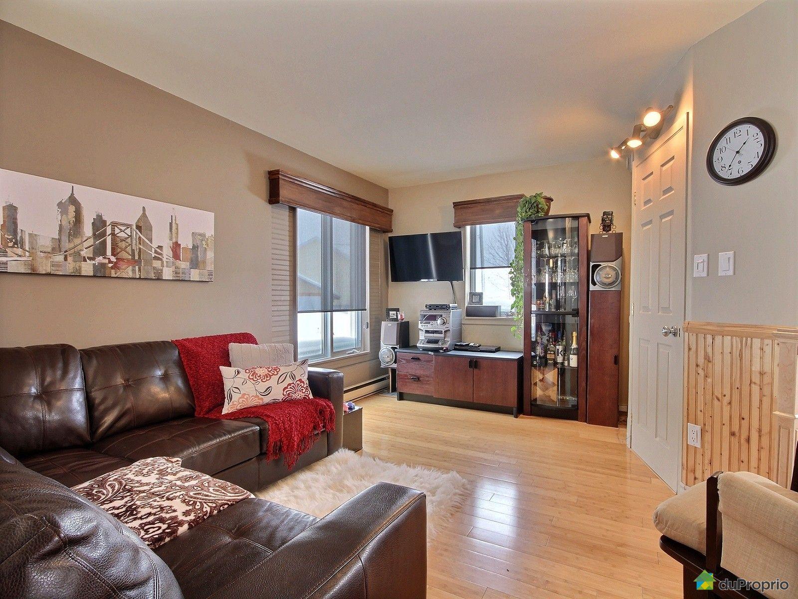 bungalow sur lev vendre rimouski 338 avenue du bois joli immobilier qu bec duproprio 686085. Black Bedroom Furniture Sets. Home Design Ideas