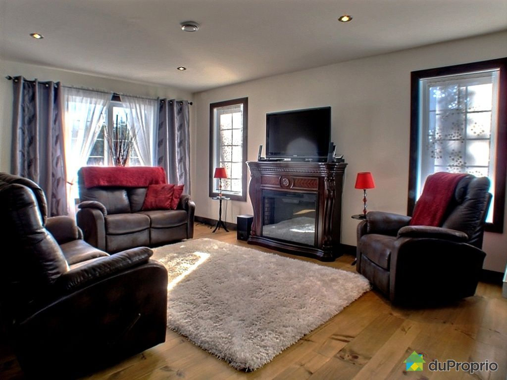 Maison vendu st lie d 39 orford immobilier qu bec for Maison moderne orford