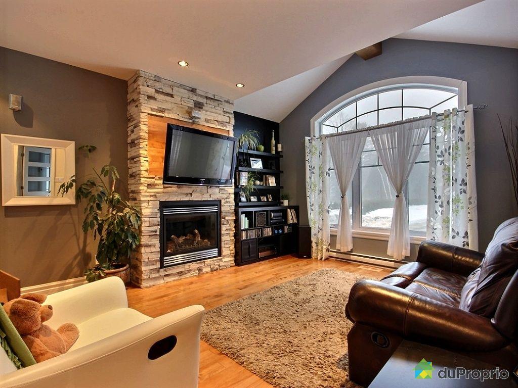 Maison vendre st f lix de valois 1040 rue arc beaubec immobilier qu bec - Maison a vendre a spa ...