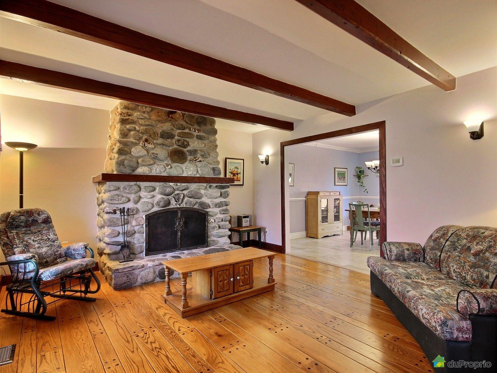 Maison vendu st jean sur richelieu immobilier qu bec duproprio 505446 - Maison a vendre a spa ...