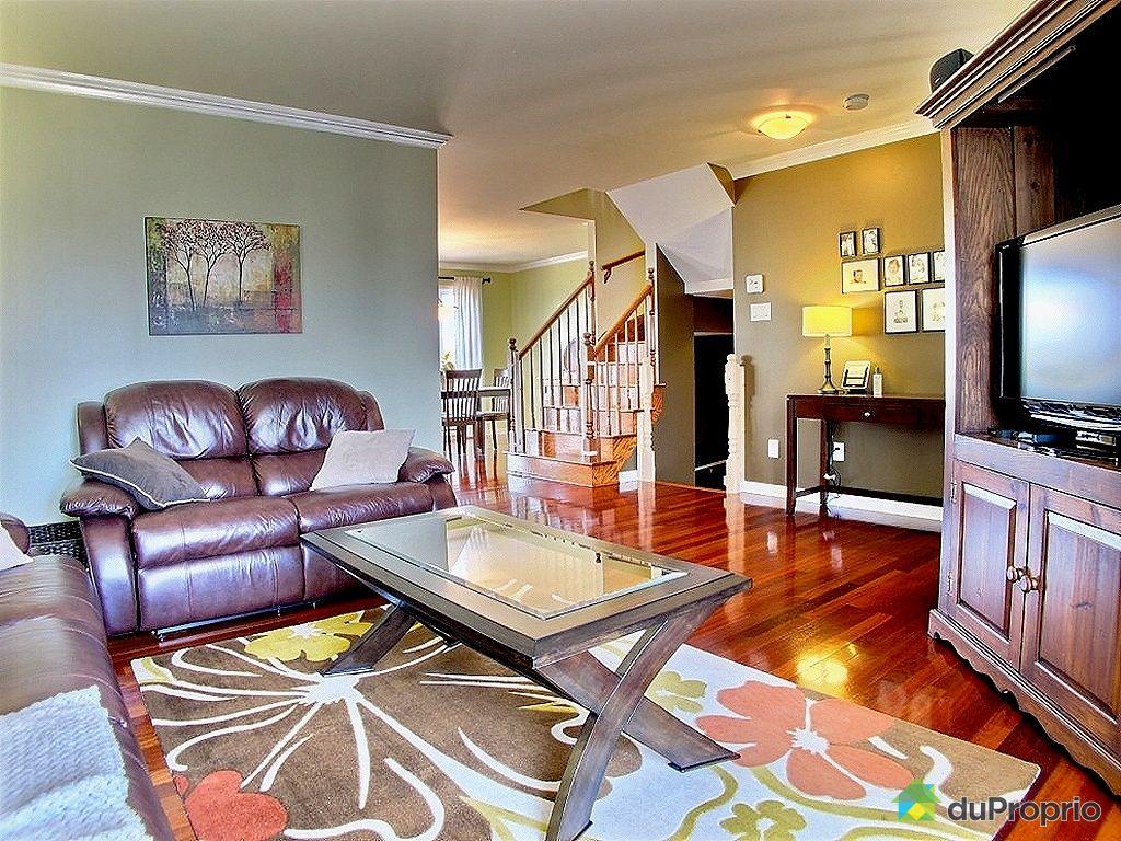 Maison vendu st luc immobilier qu bec duproprio 414971 for Salon luc