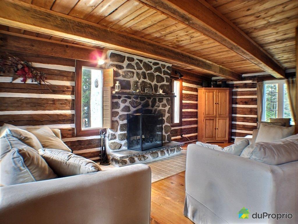 Maison vendu ste agathe des monts immobilier qu bec duproprio 369367 - Maison a vendre a spa ...