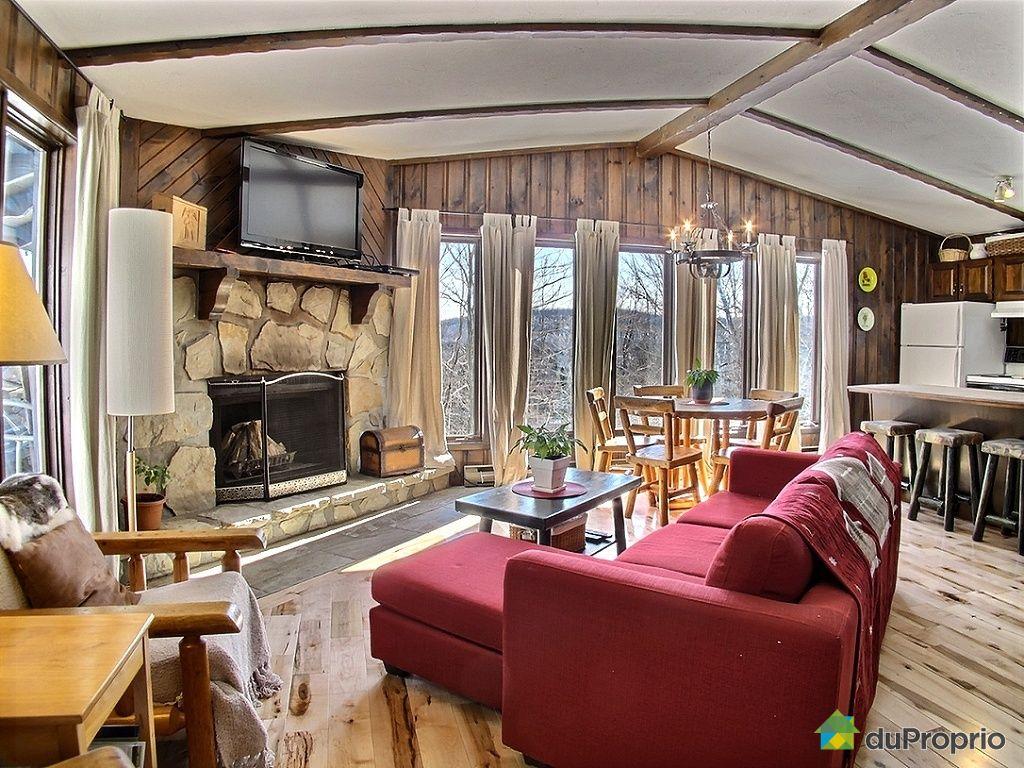 Maison vendu ste agathe des monts immobilier qu bec duproprio 502777 - Maison a vendre a spa ...