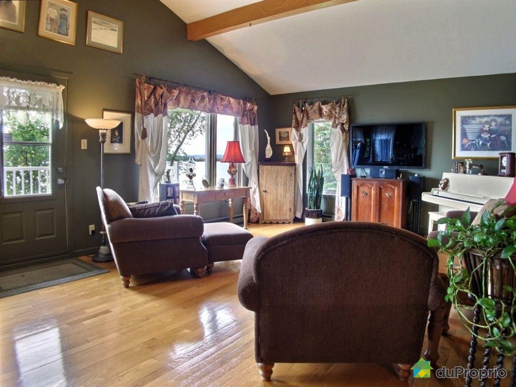 bungalow sur lev vendre stratford 2772 chemin de stratford immobilier qu bec duproprio. Black Bedroom Furniture Sets. Home Design Ideas