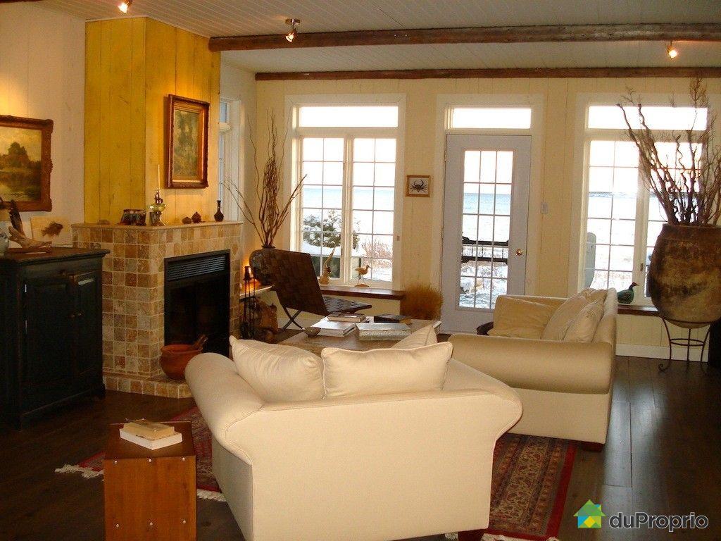 Maison vendu havre st pierre immobilier qu bec duproprio 383029 - Maison a vendre a spa ...