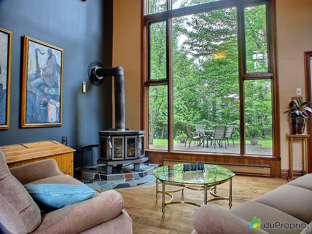 Maison vendu trois rivi res immobilier qu bec duproprio for Salon maison de campagne