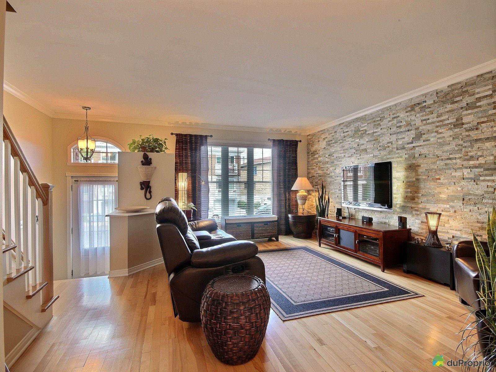 Maison vendu montr al immobilier qu bec duproprio 616318 - Piscine interieure anjou montreal lille ...