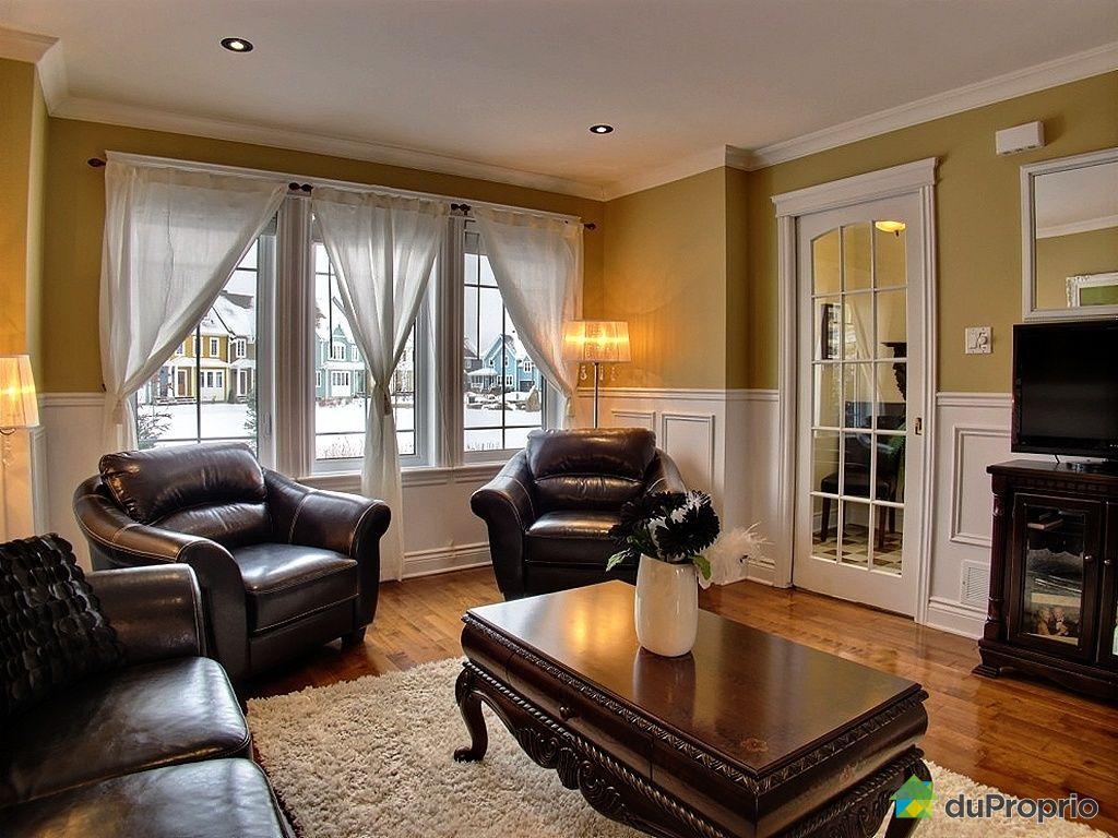 Maison Vendu Chambly Immobilier Qu Bec Duproprio 393860