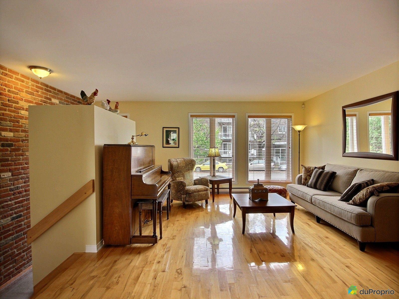 Maison vendu montr al immobilier qu bec duproprio 559071 for Piscine hochelaga