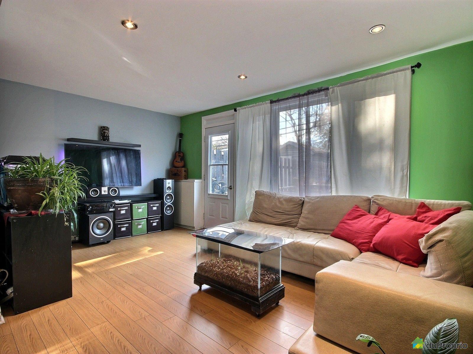 Maison vendu montr al immobilier qu bec duproprio 273456 for Acheter une maison a montreal