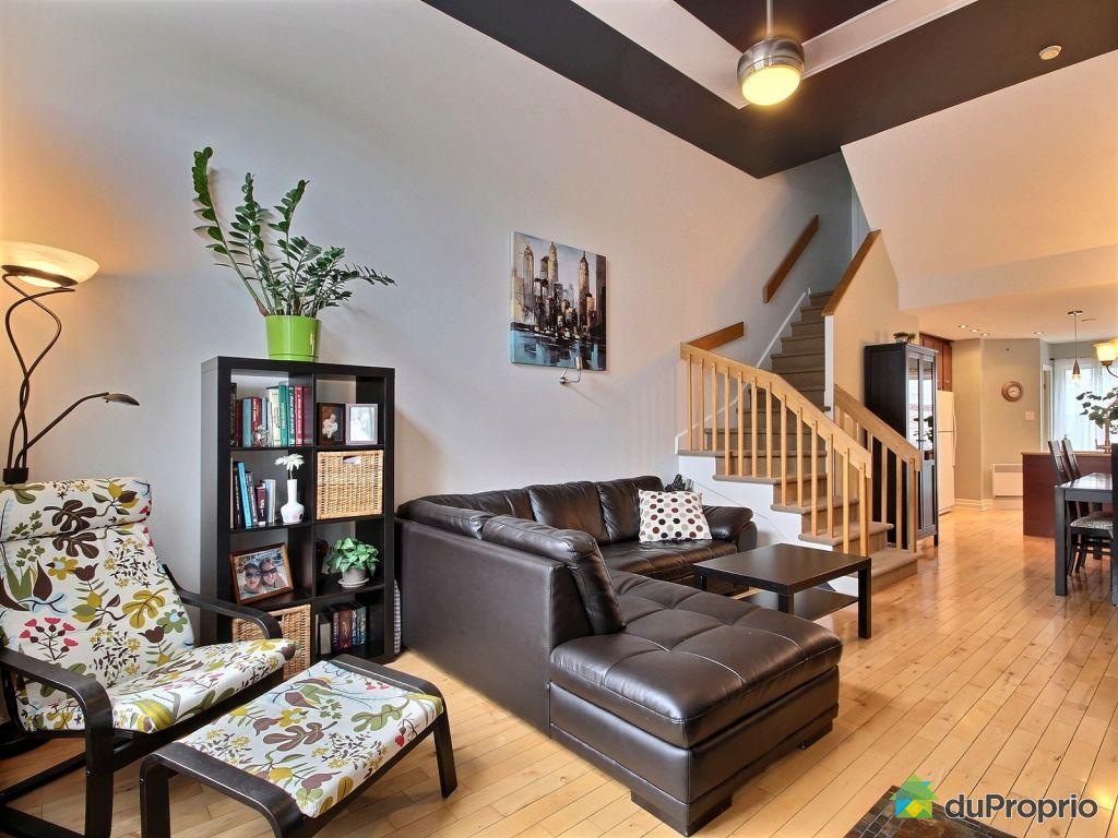 Maison vendre montr al 14883 rue sherbrooke est for Chambre sans fenetre quebec