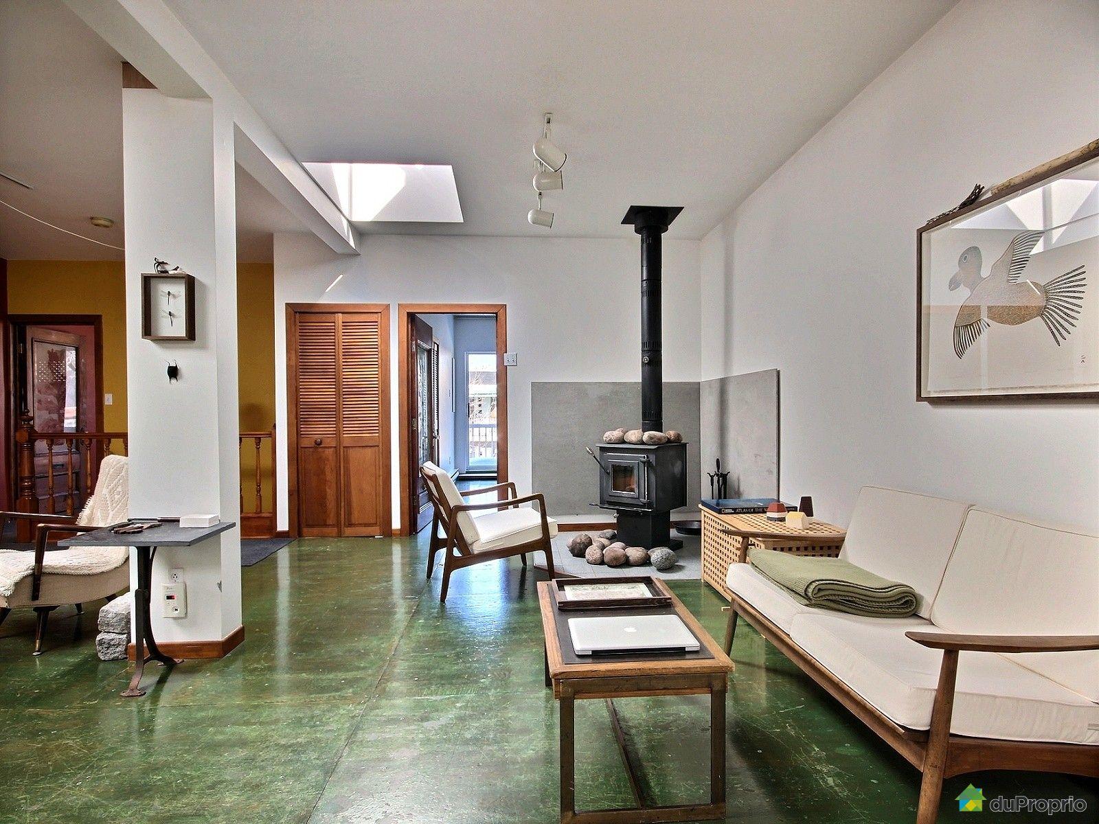 Maison vendu montr al immobilier qu bec duproprio 485639 - Extension maison de ville ...