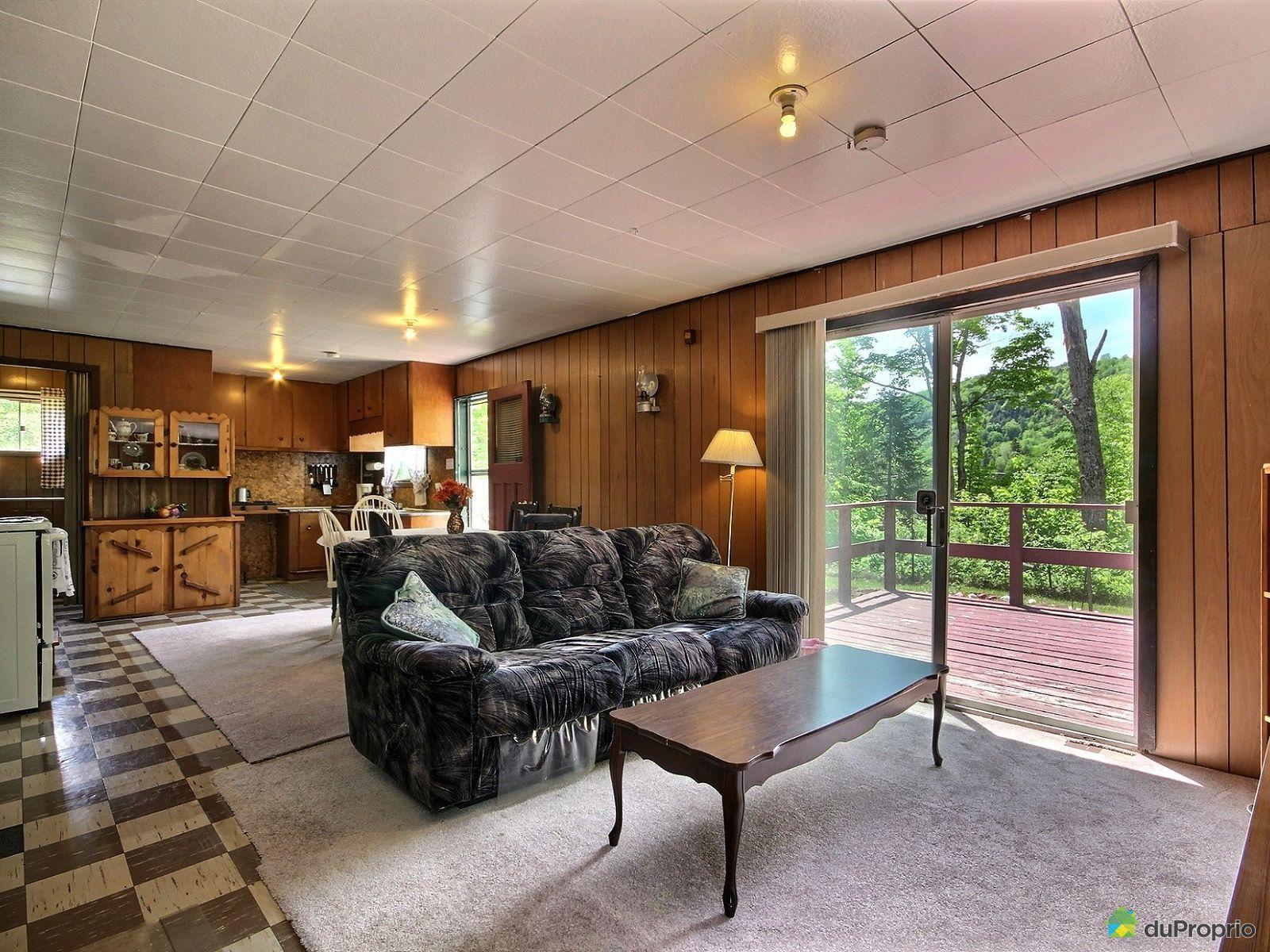 Chalet vendre denholm 121 rue marleau immobilier - Amortissement appartement meuble ...