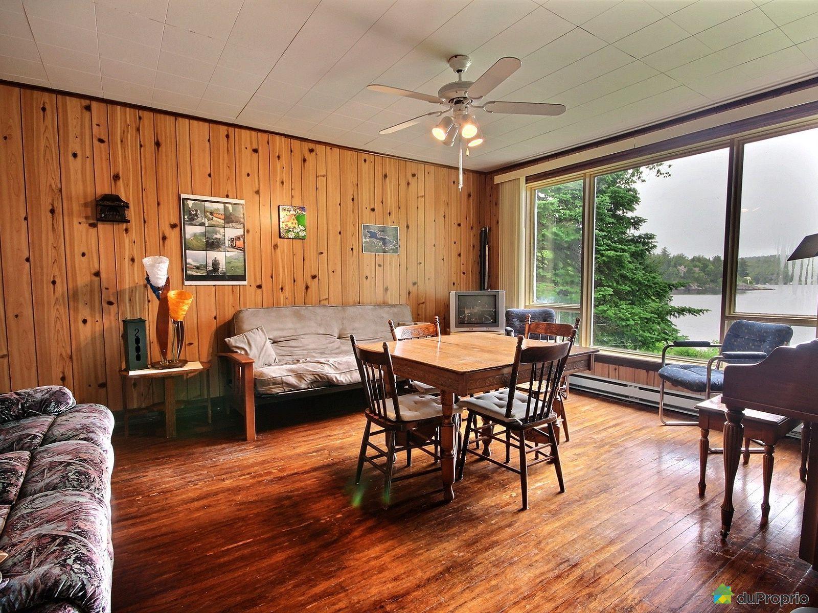 chalet vendre disraeli 8056 chemin du lac de l 39 est immobilier qu bec duproprio 709447. Black Bedroom Furniture Sets. Home Design Ideas