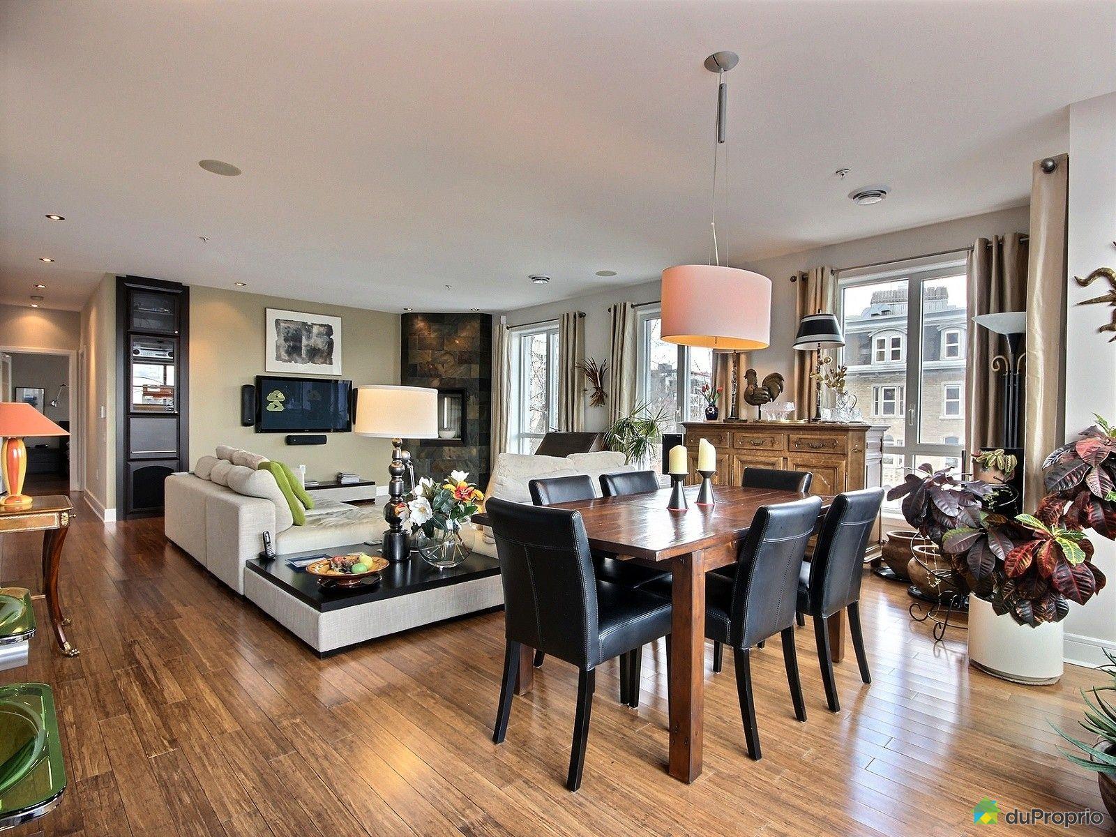 condo vendre montr al 603 150 rue sherbrooke est immobilier qu bec duproprio 691894. Black Bedroom Furniture Sets. Home Design Ideas