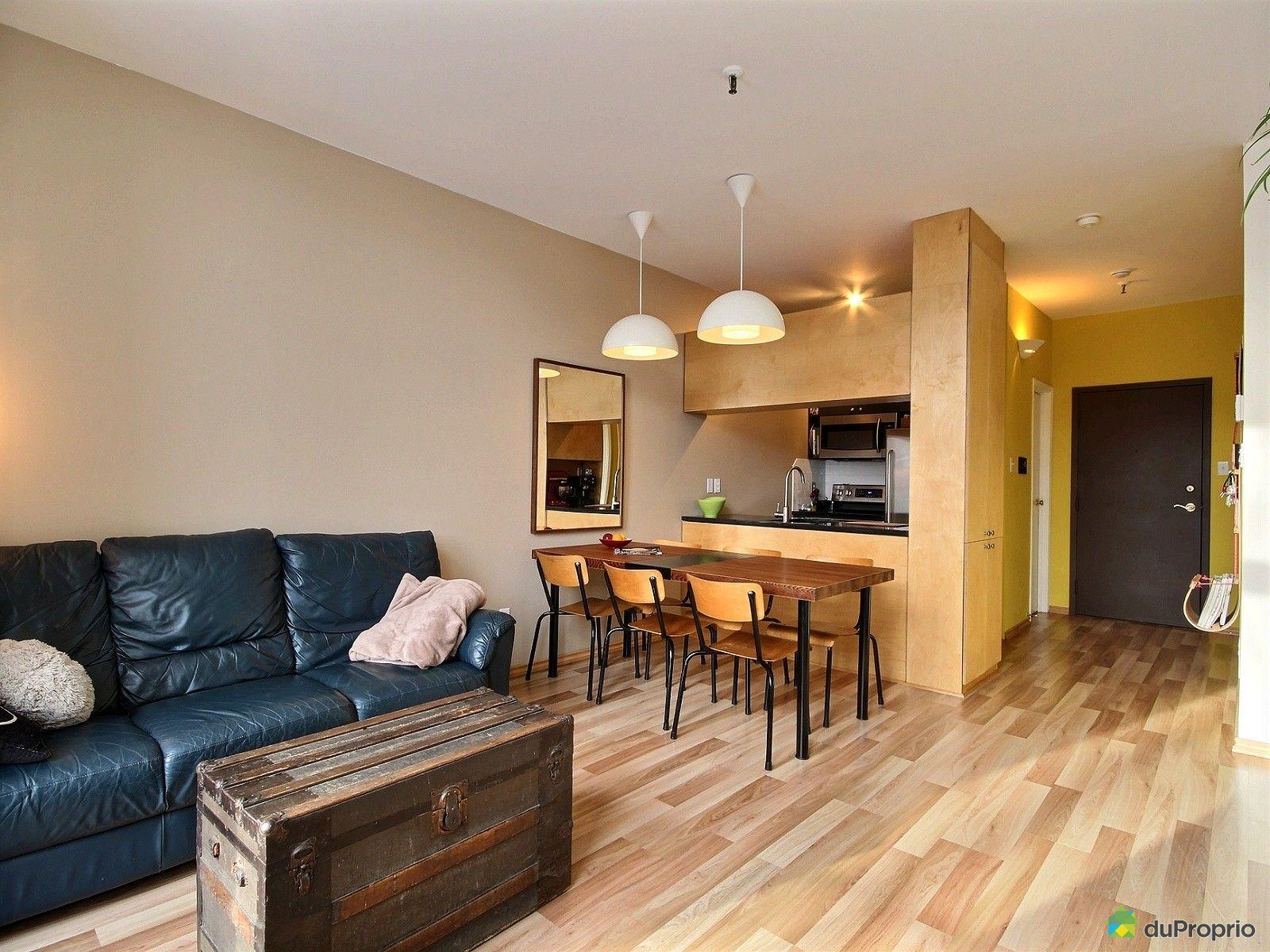 Condo vendre montr al 205b 6891 avenue christophe for La salle a manger montreal