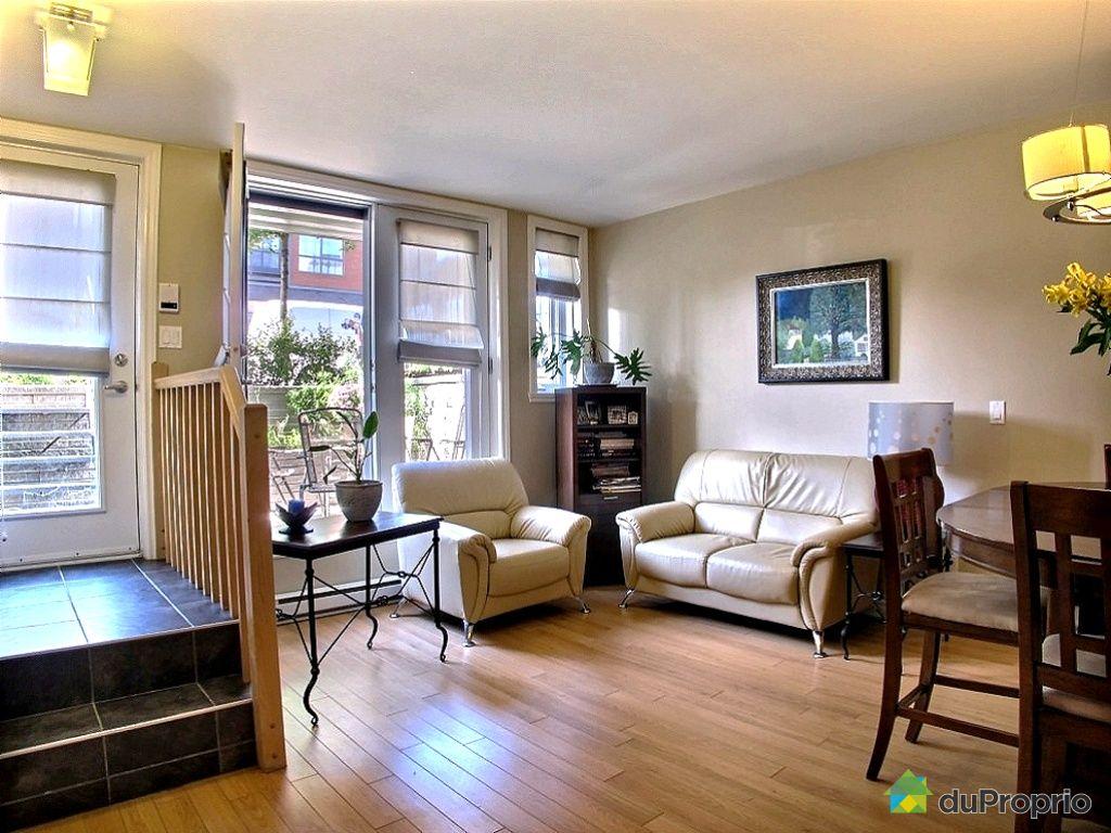 Condo Vendu Montr Al Immobilier Qu Bec Duproprio 449542