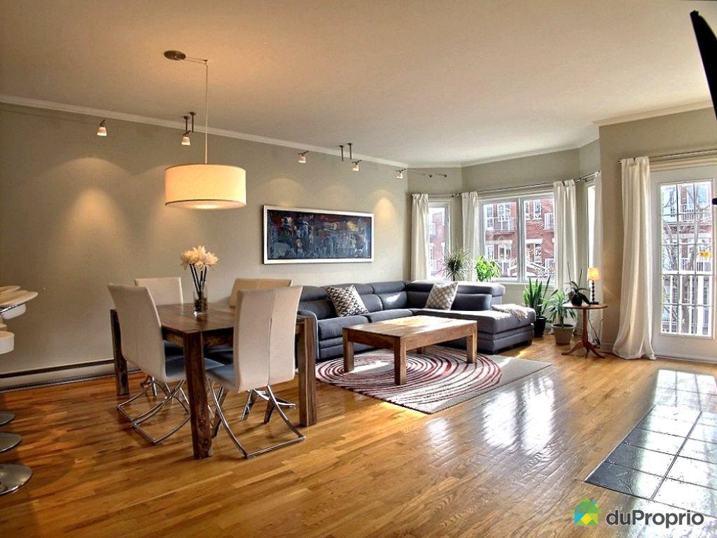 Condo vendu montr al immobilier qu bec duproprio 472873 - Salle a manger a vendre ...