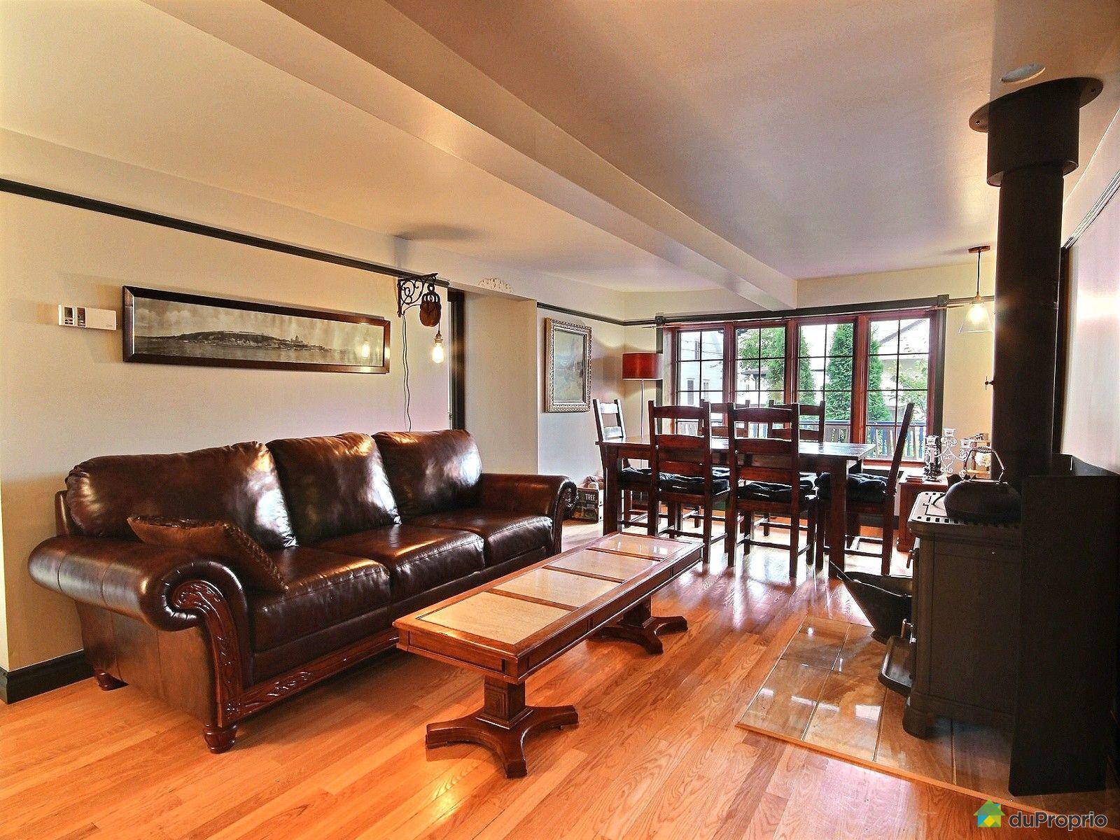 Maison vendu l vis immobilier qu bec duproprio 654683 for Salon du cul