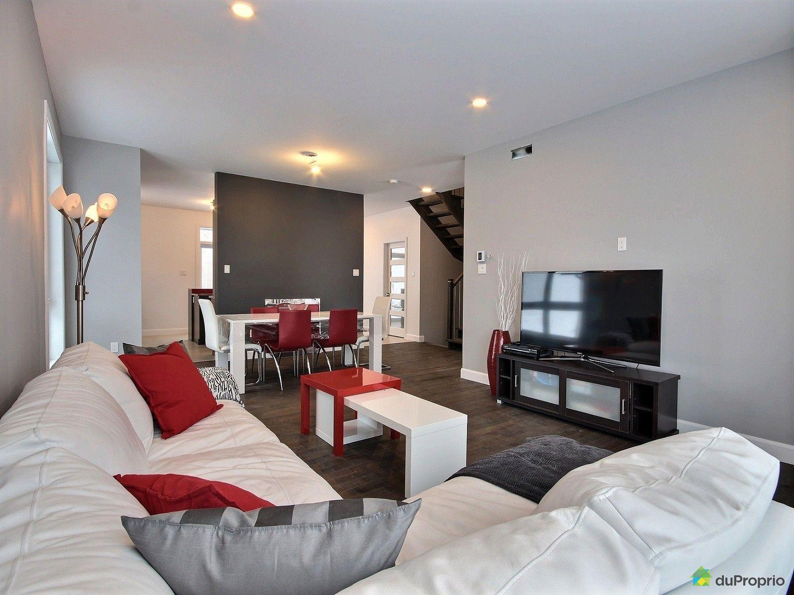 Maison vendre l vis 7948 rue de l 39 orge immobilier for Salle a manger levi