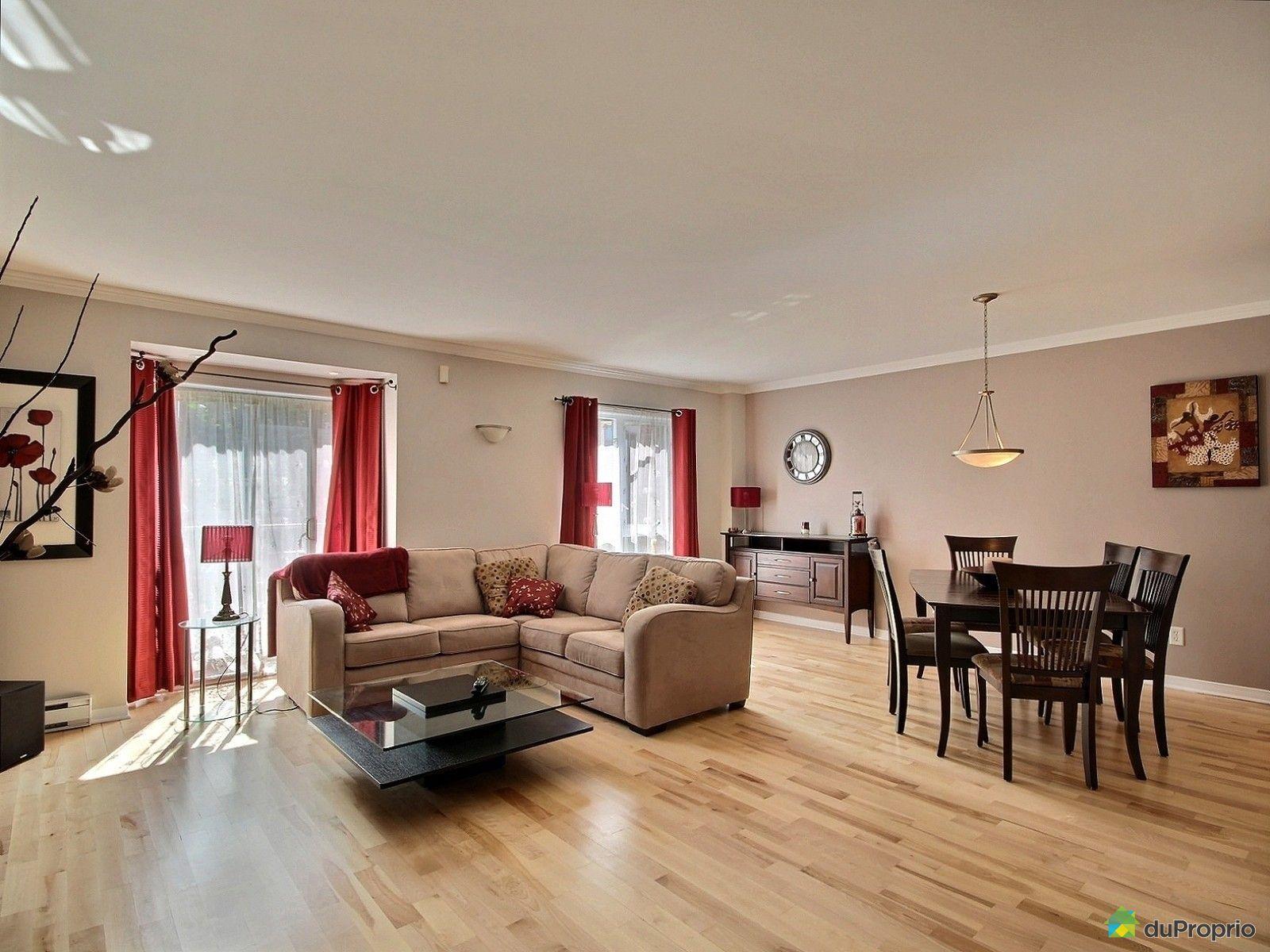 Maison vendu montr al immobilier qu bec duproprio 528012 for La salle a manger salon de provence