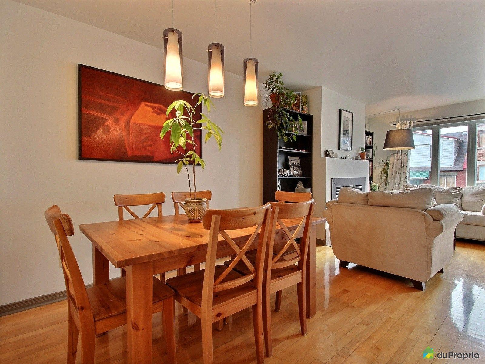 Maison vendre montr al 6410 23e avenue immobilier for La salle a manger montreal