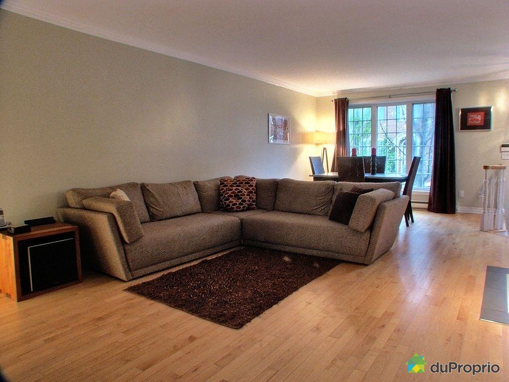 Maison vendu montr al immobilier qu bec duproprio 327103 - Piscine st laurent de chamousset ...
