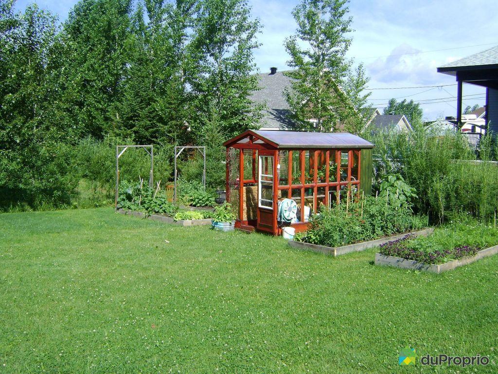 Serre de jardin rigide 4 60 m2 - Acheter serre de jardin ...