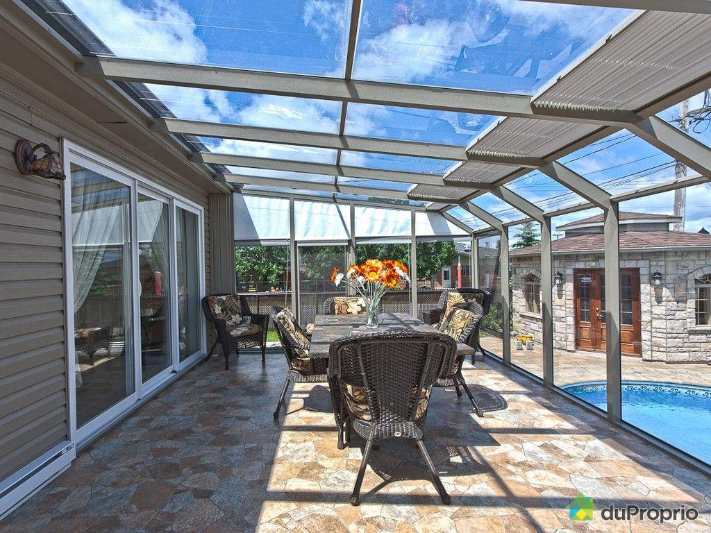 House sold in mercier duproprio 412665 for Solarium home