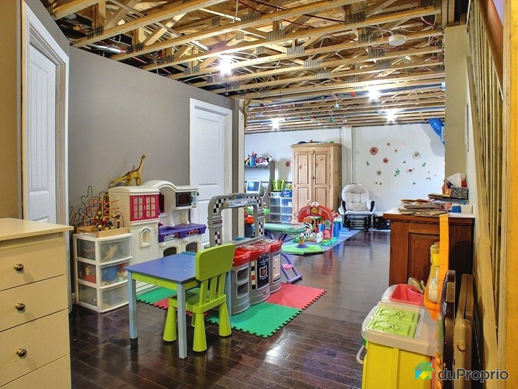Maison vendre st georges 701 rue 163e immobilier for Prix amenagement sous sol
